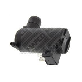 Pompa acqua lavaggio, Tergicristallo MAPCO 90021 comprare e sostituisci