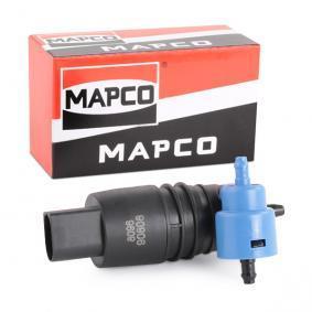 водна помпа за миещо устр., почистване на стъклата 90808 с добро MAPCO съотношение цена-качество