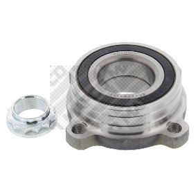 Kit cuscinetto ruota 26663 con un ottimo rapporto MAPCO qualità/prezzo
