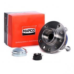 Kit cuscinetto ruota 26812 con un ottimo rapporto MAPCO qualità/prezzo
