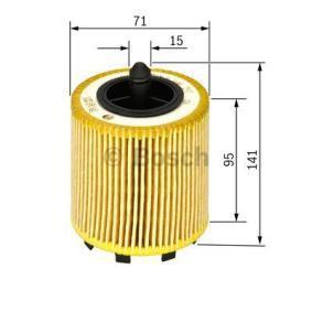 1 457 429 192 Oil Filter BOSCH original quality