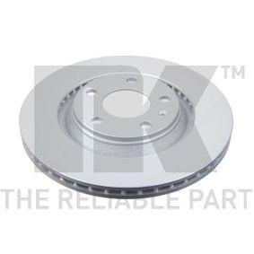спирачен диск NK 3147113 купете и заменете