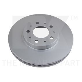 Brake Disc 314832 NK Secure payment — only new parts
