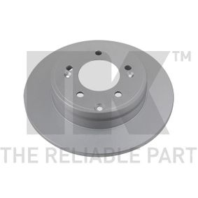 Brake Disc 313425 NK Secure payment — only new parts