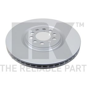 спирачен диск NK 314774 купете и заменете