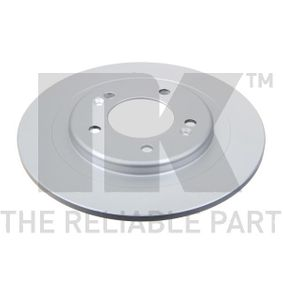 Brake Disc 313442 NK Secure payment — only new parts
