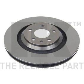 спирачен диск NK 2047147 купете и заменете