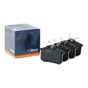 комплект спирачно феродо, дискови спирачки VAICO V10-8104-1 купете и заменете