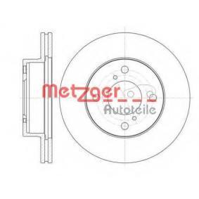 спирачен диск 61371.10 за NISSAN PIXO на ниска цена — купете сега!