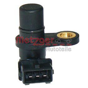 Sensor Nockenwellenposition Original METZGER 0903119