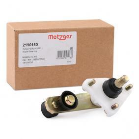 Compre e substitua Suporte de limpa-vidros METZGER 2190160