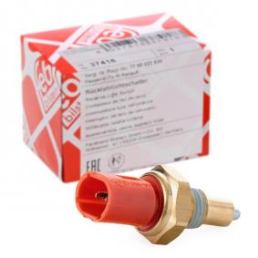 compre FEBI BILSTEIN Interruptor, luz de marcha-atrás 37418 a qualquer hora