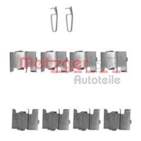 kit d 39 accessoires plaquette de frein disque pour mazda. Black Bedroom Furniture Sets. Home Design Ideas