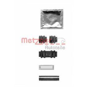 compre METZGER Pino de guia, pinça de travão 113-1382X a qualquer hora