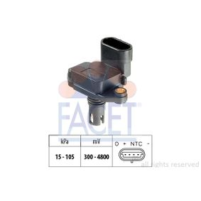 compre FACET Sensor de pressão de ar, adaptação à altitude 10.3088 a qualquer hora