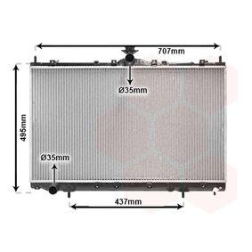 Achetez et remplacez Radiateur, refroidissement du moteur 32002215