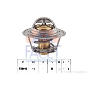 buy FACET Thermostat, coolant 7.8480S at any time