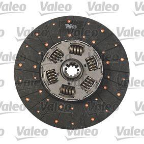 Kupplungsscheibe VALEO 806472 kaufen