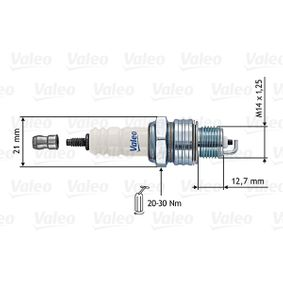 Spark Plug 246861 for VOLVO 164 at a discount — buy now!