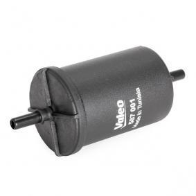 587001 filtru combustibil VALEO Selecție largă — preț redus