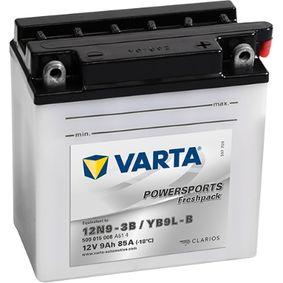 VARTA Batteria avviamento 509015008A514 acquista online 24/7
