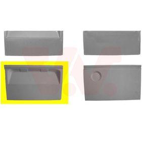 VAN WEZEL hátsó ajtó 5874159 - vásároljon bármikor