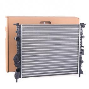 Radiatore, Raffreddamento motore 43002197 con un ottimo rapporto VAN WEZEL qualità/prezzo