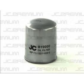Filtre à huile B10300PR JC PREMIUM Paiement sécurisé — seulement des pièces neuves