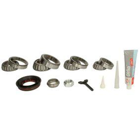 Kit cuscinetto ruota KANACO H20510 comprare e sostituisci