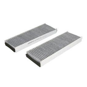 филтър, въздух за вътрешно пространство JC PREMIUM B4W020CPR-2X купете и заменете