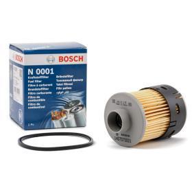 1457070001 filtru combustibil BOSCH Selecție largă — preț redus