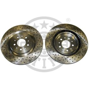 buy and replace Brake Disc OPTIMAL BS-8168