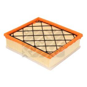 въздушен филтър 60652 с добро MAPCO съотношение цена-качество