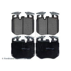 Flessibile del freno BLUE PRINT ADD65357 comprare e sostituisci