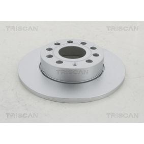 Bremsscheibe von TRISCAN - Artikelnummer: 8120 29194C