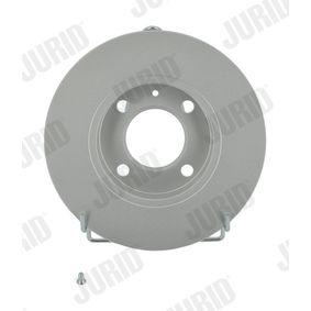 спирачен диск JURID 561141JC купете и заменете