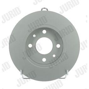 Disque de frein 561326JC JURID Paiement sécurisé — seulement des pièces neuves