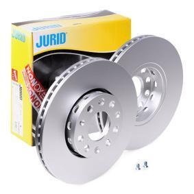 Bremsscheiben 561548JC JURID Sichere Zahlung - Nur Neuteile