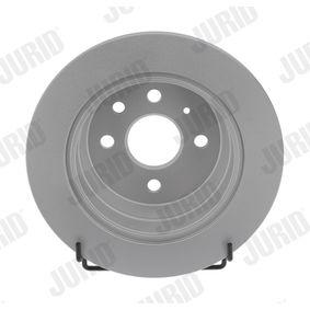 Disque de frein 561652JC JURID Paiement sécurisé — seulement des pièces neuves