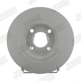 спирачен диск JURID 561689JC купете и заменете
