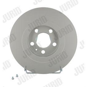 Disque de frein 562039JC JURID Paiement sécurisé — seulement des pièces neuves