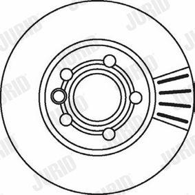 Disque de frein 562043J pour VW petits prix - Achetez tout de suite!