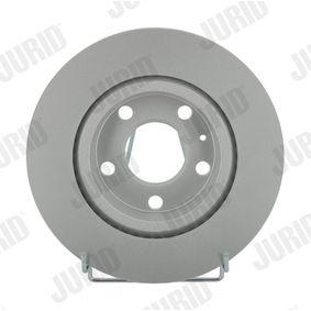 спирачен диск JURID 562060JC купете и заменете