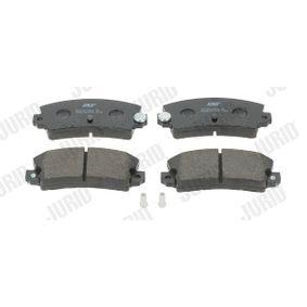 Jeu de plaquettes de frein, frein à disque 571243J pour FIAT petits prix - Achetez tout de suite!