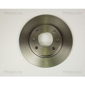 Brake Disc 8120 10121 TRISCAN Secure payment — only new parts