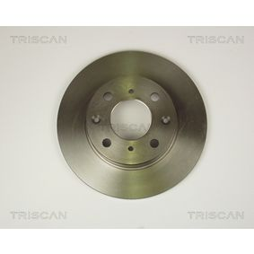 Bromsskiva 8120 10122 TRISCAN Säker betalning — bara nya delar