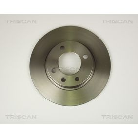 Brake Disc 8120 10137 TRISCAN Secure payment — only new parts