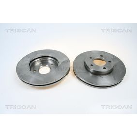 Brake Disc 8120 10179 for VOLVO C30 at a discount — buy now!