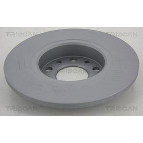 Disco freno 8120 11149 con un ottimo rapporto TRISCAN qualità/prezzo