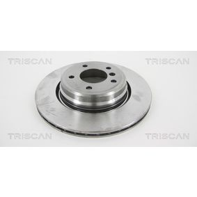 Brake Disc 8120 11155 for BMW Z8 at a discount — buy now!